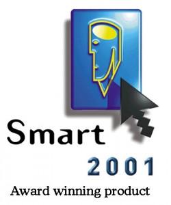 Smart logo 2001 new